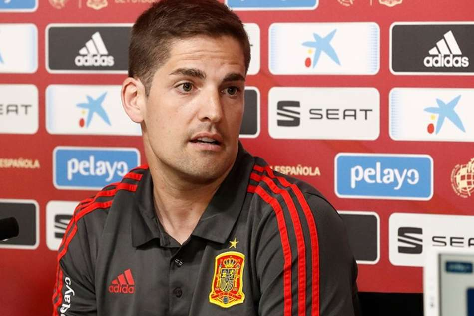 Spain Appointed Robert Moreno