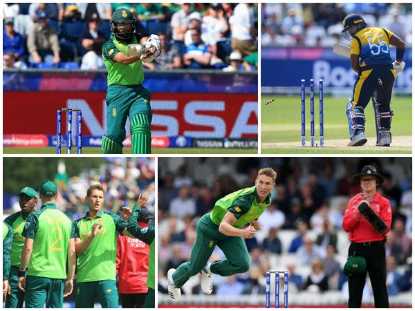 Srilanka South Africa Live Updates