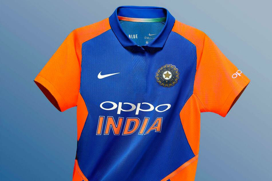 Alternate Jersey For Team India