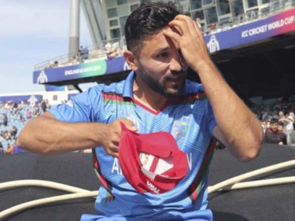 Afgan Captain Gulbadin Naib Trolled For Blaming Sun After Missing Easy Catch