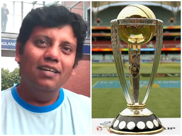 Man Travels To Watch India World Cup Match