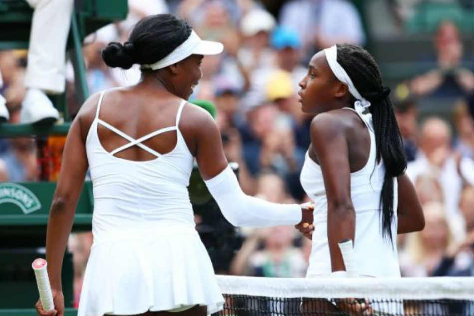 Venus Williams Naomi Osaka Shock Exit