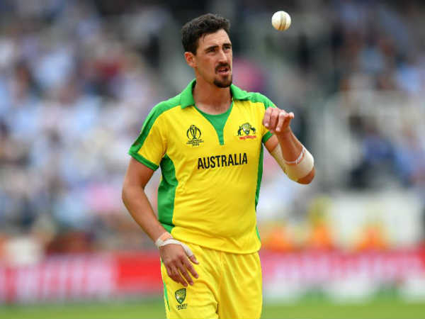 Starc Breaks Record