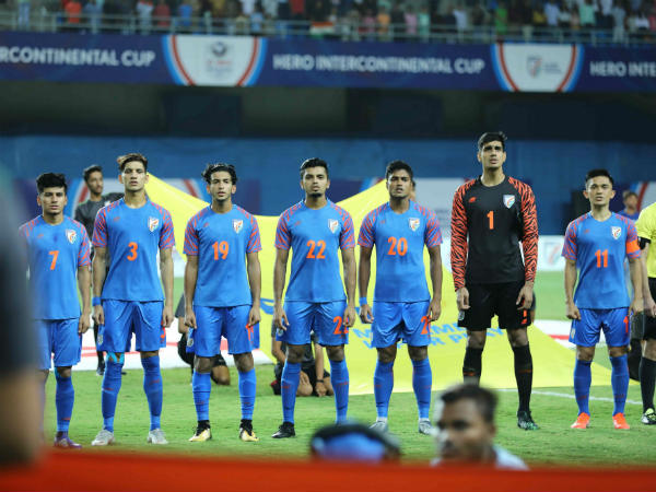 Fifa World Ranking India Lost Two Spots