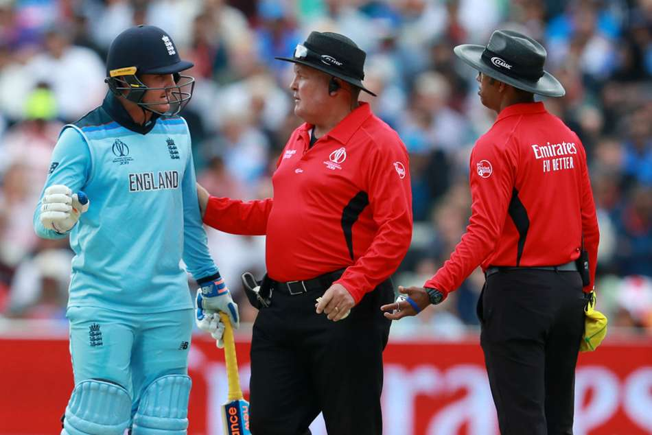 England Batsman Jason Roy Fined