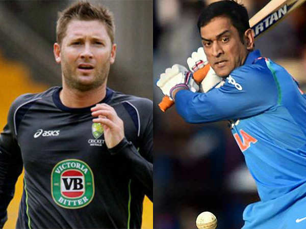 Michael Clarke Says Ms Dhoni Is A Greatest Player