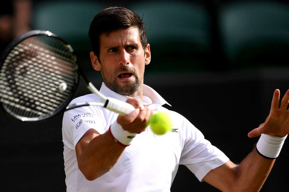 Novak Djokovic Reaches Next Round