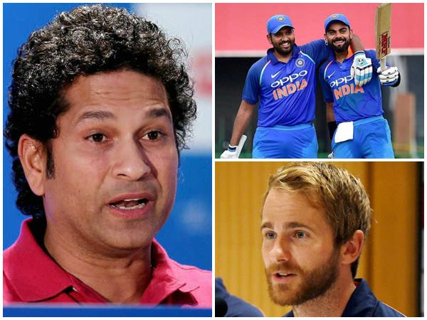 Sachin Tendulkar Picks His Dream Eleven Of The World Cup