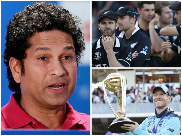 Sachin Tendulkar Suggests Alternative To Icc S Boundary Rules