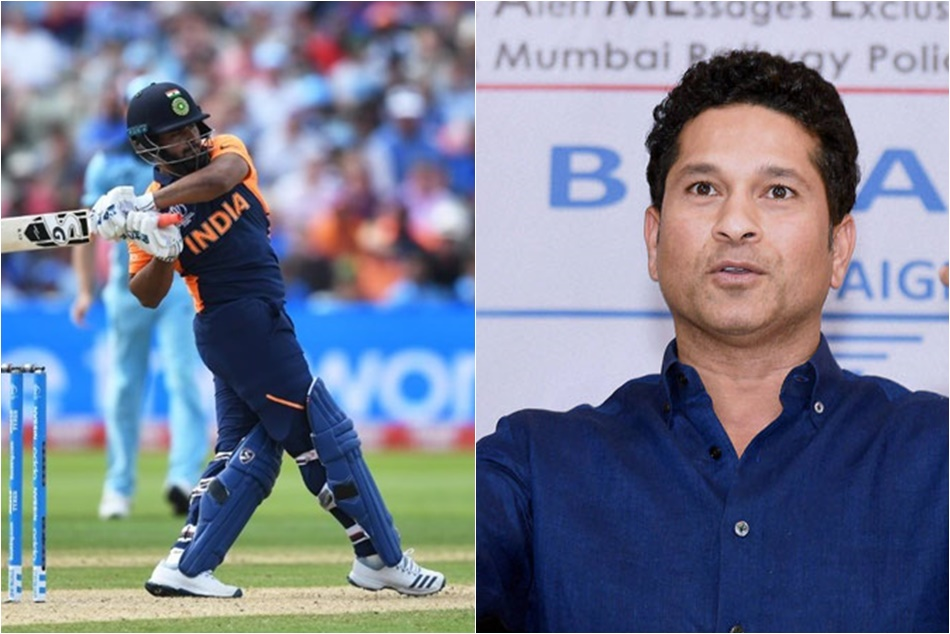 Sachin Tendulkar On Rishabh Pant Batting