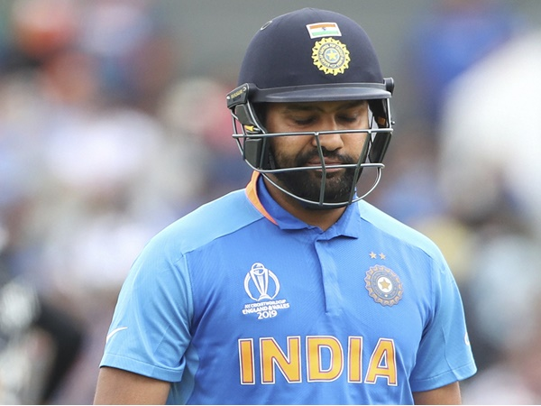 Rohit Sharma Returns To Home After World Cup Exit