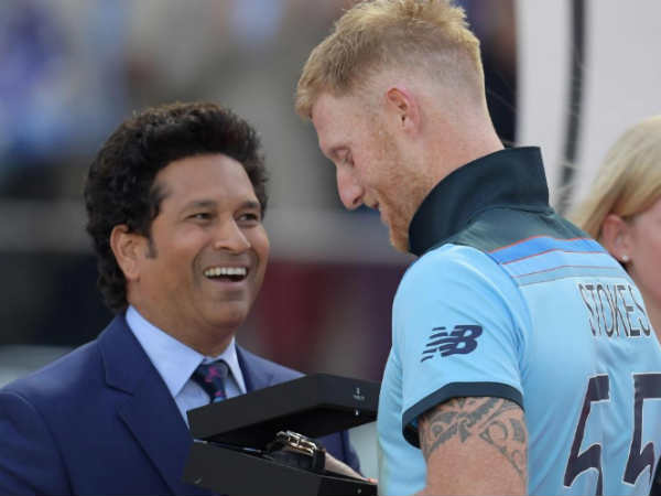 Fans Angry After Cricket World Cup Compares Sachin With Stokes