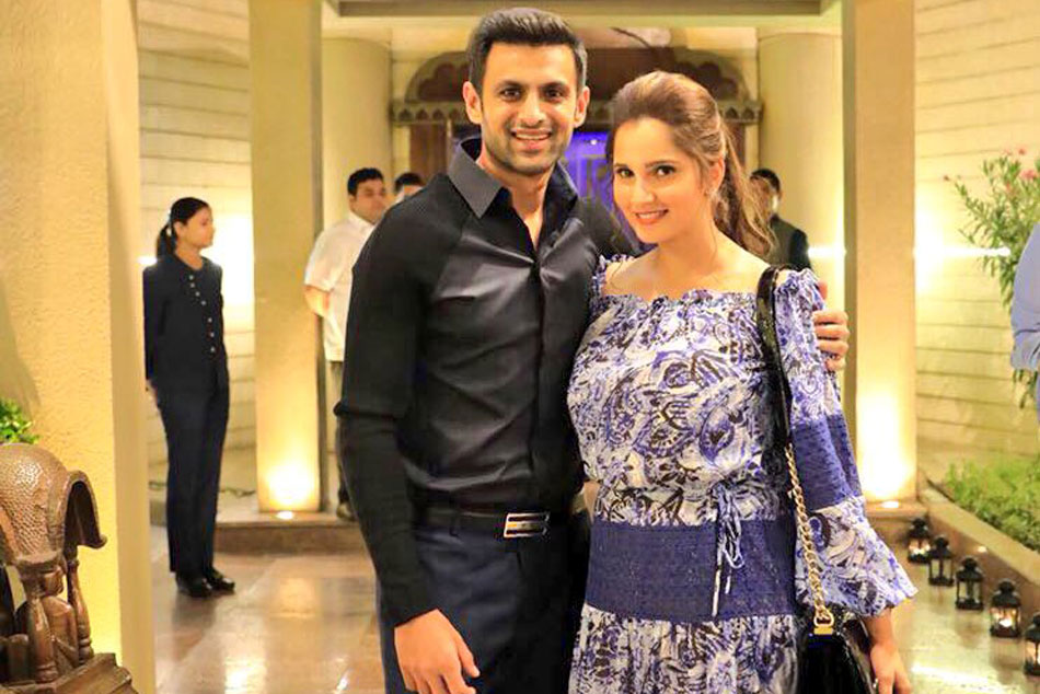 Sania Mirza Emotional Tweet For Shoaib Malik