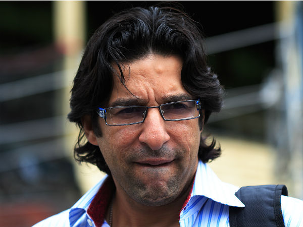 Wasim Akram Humiliated For Carrying Insulin At Manchester Airport