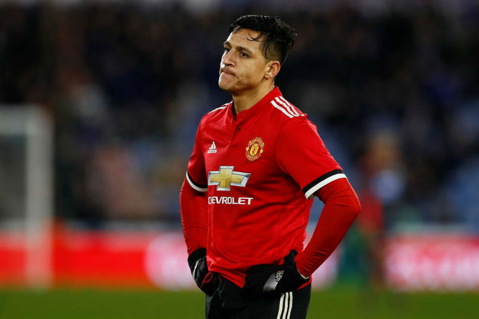 Alexis Sanchez Manchester United Transfer News