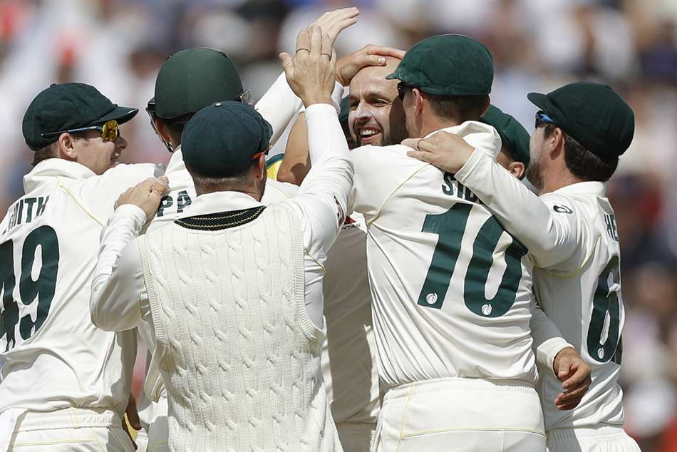 Ashes Cricket Test Australia Beat England