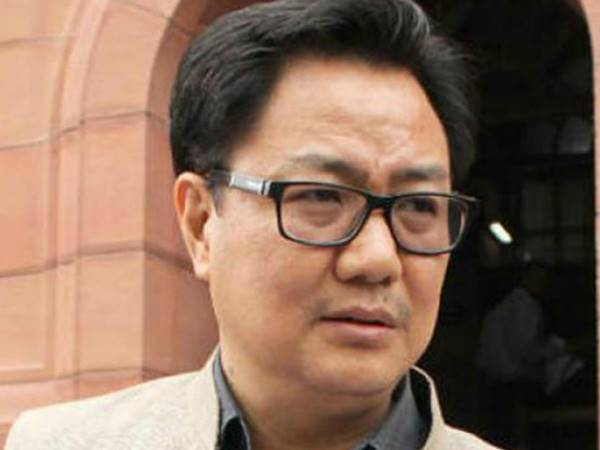 India Will Play Davis Cup Tie In Pakistan Says Kiren Rijiju