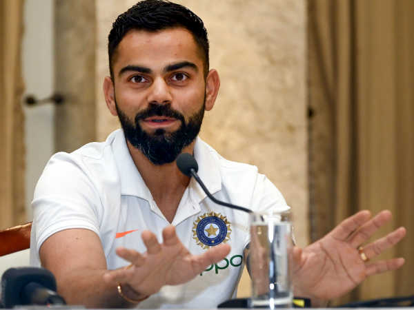Shreyas Reminds Me Of Myself During Early Days Says Captain Kohli