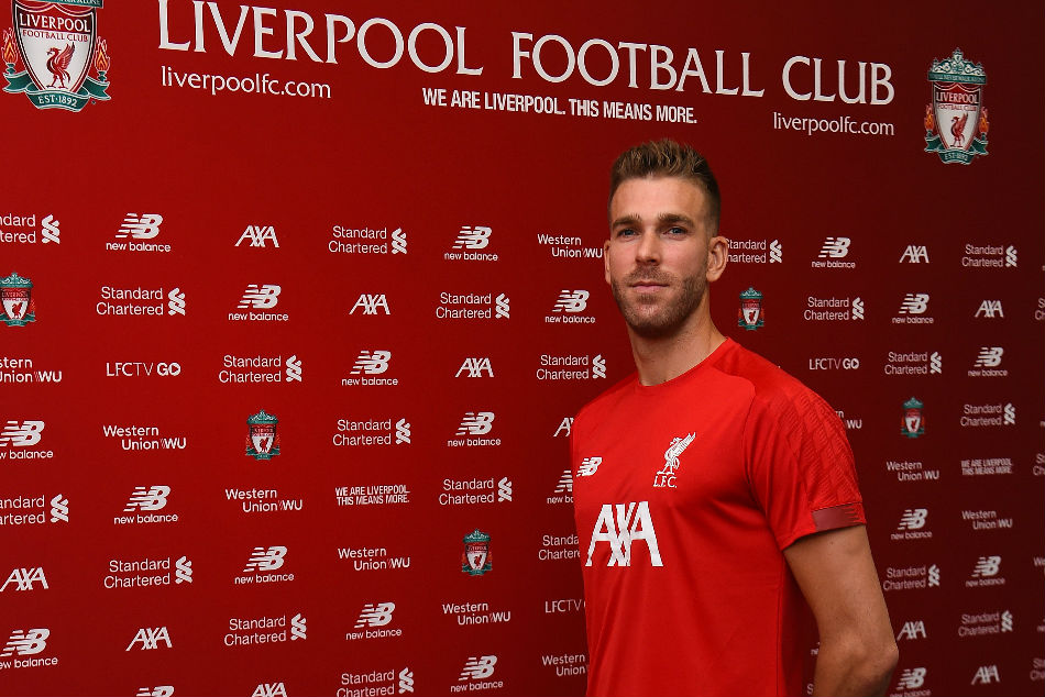 Liverpool Face Golkeeper Crisis After Adrian Injury