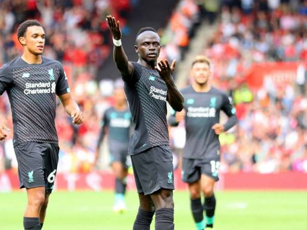 English Premier League Liverpool Beat Southampton