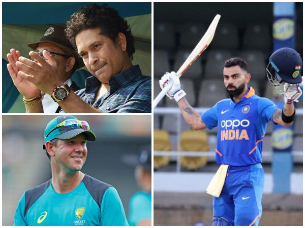 Indian Captain Virat Kohli Beats Ricky Ponting By Big Margin