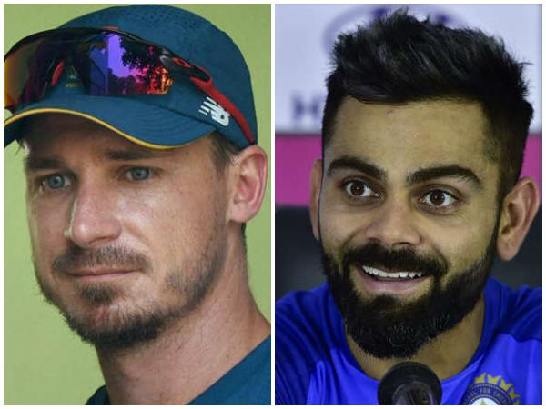 South African Pacer Dale Steyn Apologises To Indian Captain Kohli