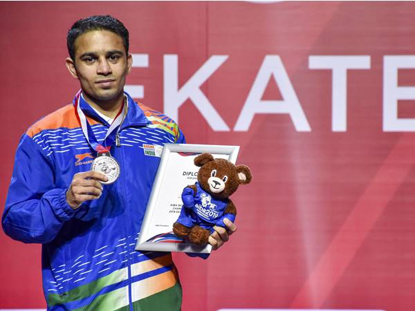 Amit Panghal Wins Historic Silver In World Boxing Championships