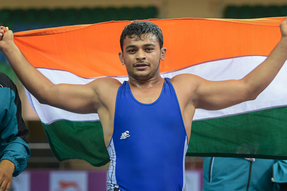 Deepak Punia World Wrestling Championships