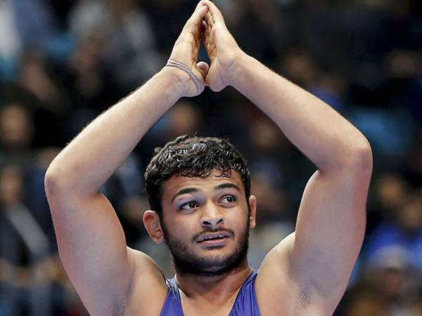 Deepak Punia Gets Silver In World Wrestling Championships