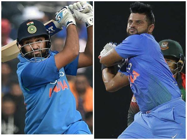 ഇന്ത്യ vs ദക്ഷിണാഫ്രിക്ക ടി20: ഹിറ്റ്മാന് ഇനി സിക്സര്മാന്... റെക്കോര്ഡ്, റെയ്നയെ പിന്തള്ളി