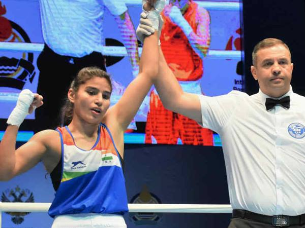 Manju Rani Wins Silver Medal In World Boxing Championship