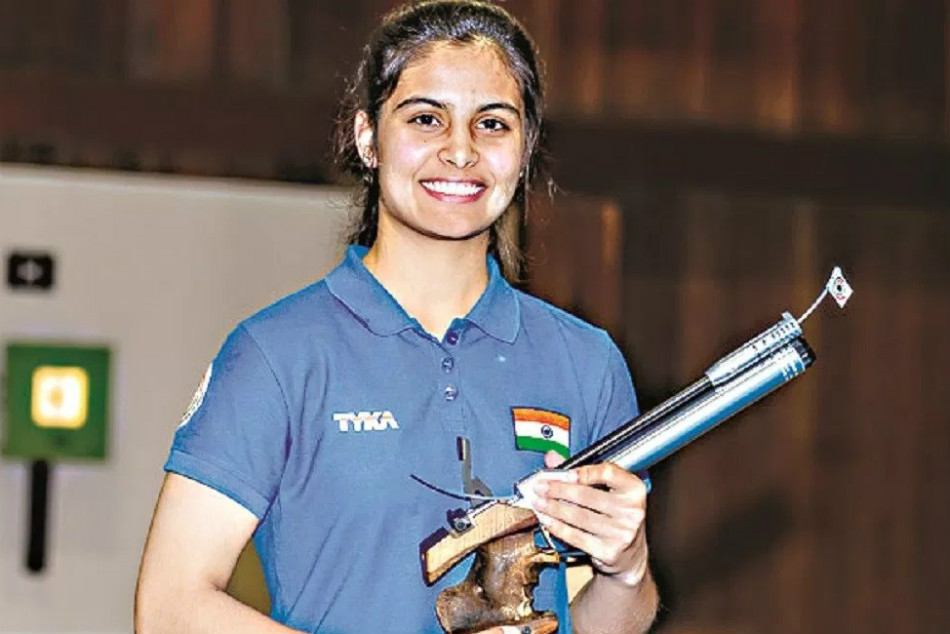 Manu Bhaker Wins Gold In Shooting World Cup Final