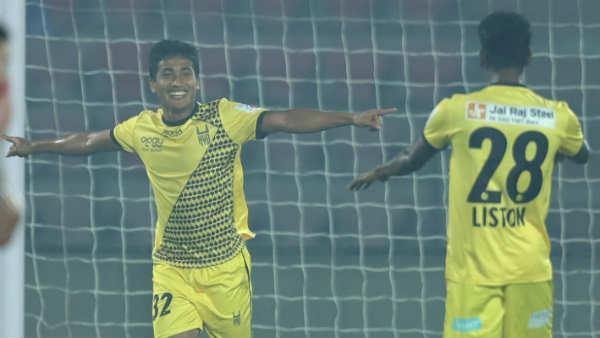 ISL: നോര്ത്ത് ഈസ്റ്റിനെ മുക്കി ഹൈദരാബാദ്, വമ്പന് ജയത്തോടെ വിടവാങ്ങി (5-1)