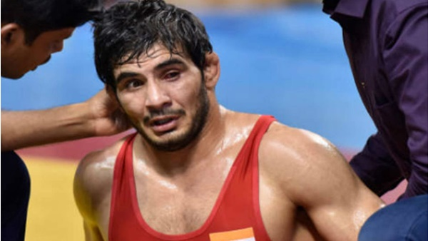 Asian Wrestling Championships Jitender Clinches Silver