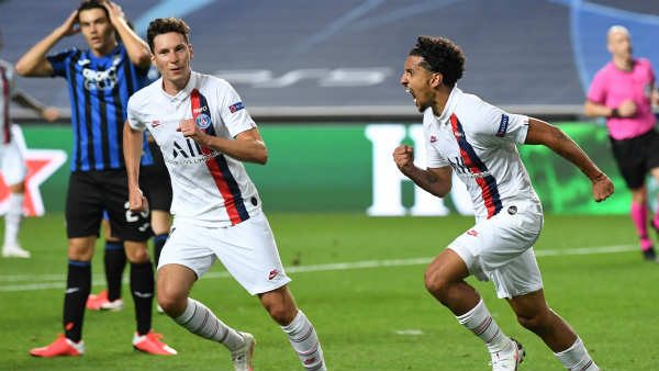 Champions league: മൂന്നു മിനിറ്റിനിടെ രണ്ടു ഗോള്! ത്രില്ലറില് പിഎസ്ജിക്കു സെമി ടിക്കറ്റ്
