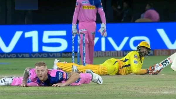 IPL: കളിക്കളത്തിലെ ചിരിപ്പിച്ച മുഹൂര്ത്തങ്ങള്- ധവാന്റെ നൃത്തം, കിടന്ന് സിക്സറിച്ച് ജഡേജ