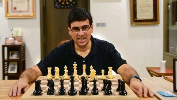 Viswanathan Anand Indian Chess Legend