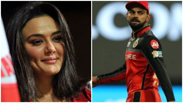 IPL 2020: 'ഫോം താല്ക്കാലികം, പ്രതിഭ ശാശ്വതം', കോലിക്ക് പിന്തുണയുമായി പ്രീതി സിന്ഡ
