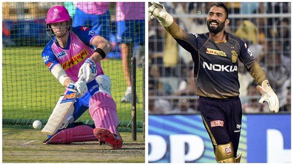 IPL 2020: രാജസ്ഥാന് X കെകെആര്; അറിഞ്ഞിരിക്കേണ്ട കളിക്കണക്കുകള്