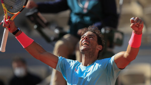 French Open 2020 Rafael Nadal Enters The Quarter Final After Beating Sebastian Korda