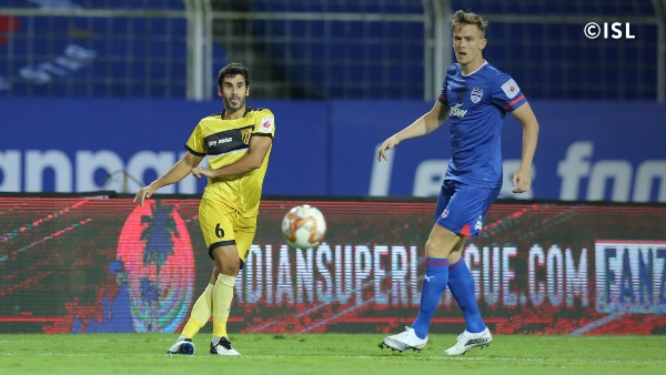 ISL 2020-21, Match 9: Bengaluru FC vs Hyderabad FC match ends on a goalless draw