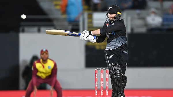 NZ v WI, 1st T20I: New Zealand start with a win