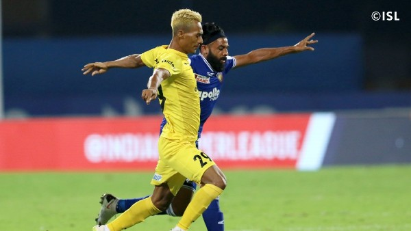ISL 2020-21: Chennaiyin FC - Mumbai City FC Match Ends In A Draw