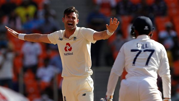 Ind Vs Eng Test James Anderson Enter 900 Wicket Club In International Cricket