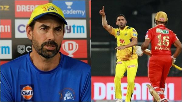 IPL 2021: 'അവന്റെ തിരിച്ചുവരവ് ശരിക്കും ഞെട്ടിച്ചു', രാഹുല് ചഹാറിനെ പ്രശംസിച്ച് സ്റ്റീഫന് ഫ്ളമിങ്