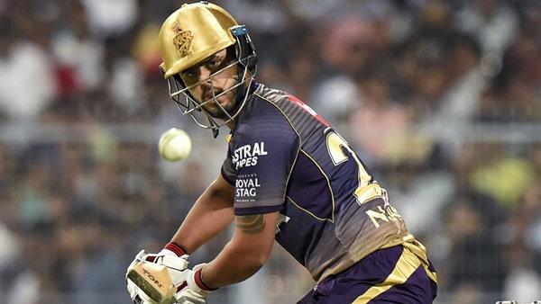 IPL 2021: തല പുകയ്ക്കണ്ട; നിതീഷ് റാണയുടെ ഫിഫ്റ്റി ആഘോഷത്തിന് പിന്നിലെ കഥ ഇതാണ്