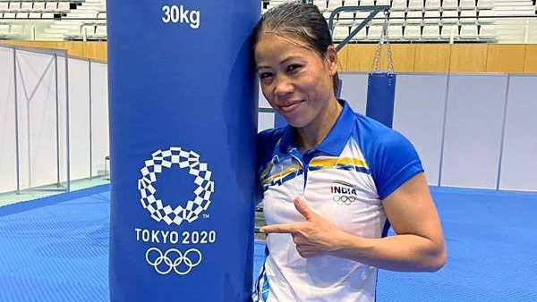 Olympics 2021: ഇടിക്കൂട്ടില് ഇടിവെട്ട് ജയവുമായി മേരികോം പ്രീക്വാര്ട്ടറില്; കൗശിക്ക് പുറത്ത്