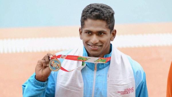 <strong> Olympics 2021: നീന്തലില് ഇന്ത്യയ്ക്ക് തിളക്കം; 100 മീറ്റര് ബട്ടര്ഫ്ളൈ ഹീറ്റ് രണ്ടില് സജന് രണ്ടാമന്</strong>