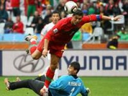 Sports Portugal Dominates And Eliminates N Korea