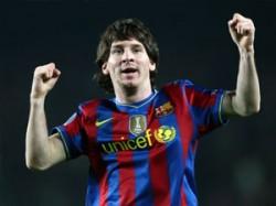 Sports Lionel Messi Friendly Kolkata Aid